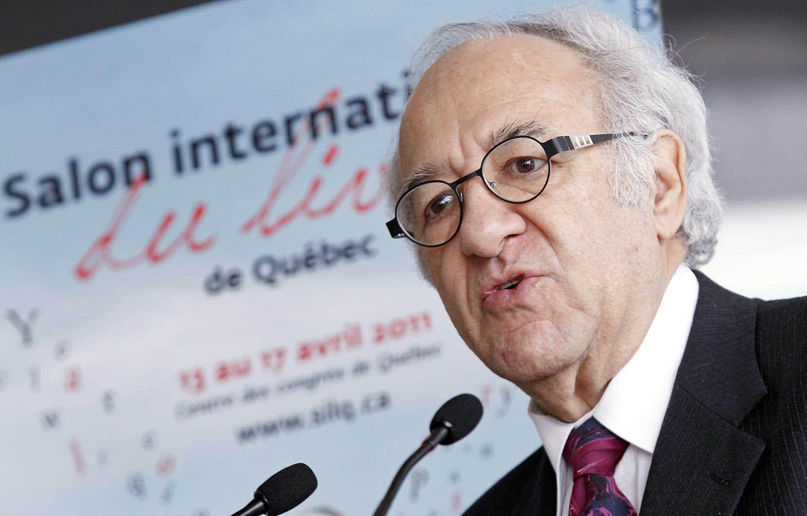 Philippe Sauvageau était suspendu de ses fonctions de président-directeur général depuis le 16 avril dernier.