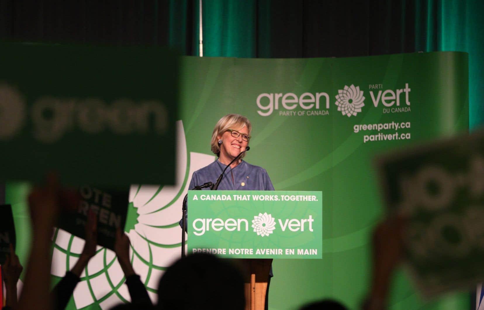 «La montée récente du Parti vert du Canada dans les sondages vient en partie d'un intérêt réel de l'électorat envers la question environnementale, mais aussi d'une protestation contre les faiblesses des partis progressistes traditionnels», estime l'auteur.
