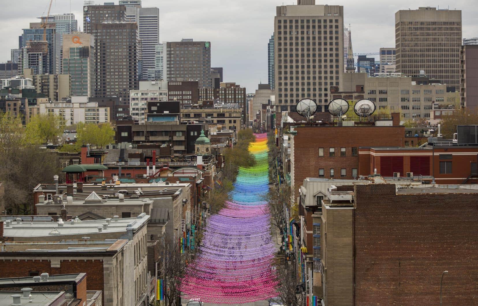 Le Village gai de Montréal