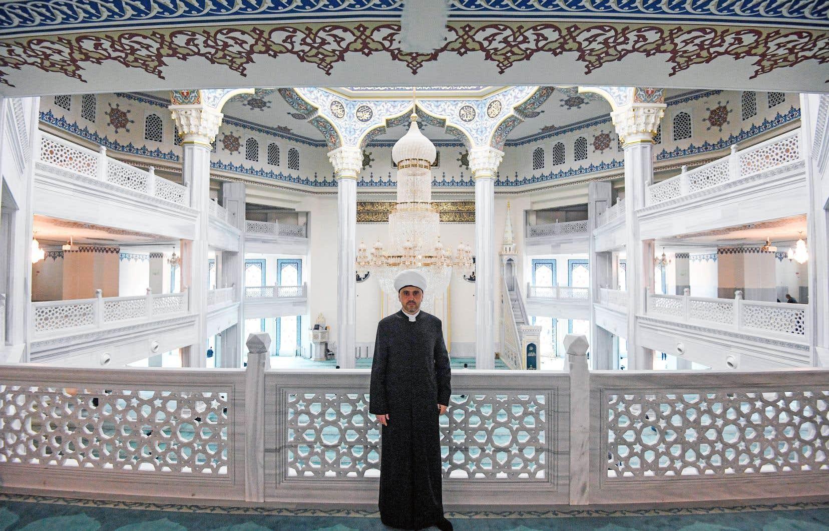 Rouchane Abbiassov, vice-président du Conseil des muftis de Russie, dit avoir le soutien de Moscou pour développer les exportations de produits halal vers les pays musulmans d'ex-URSS.
