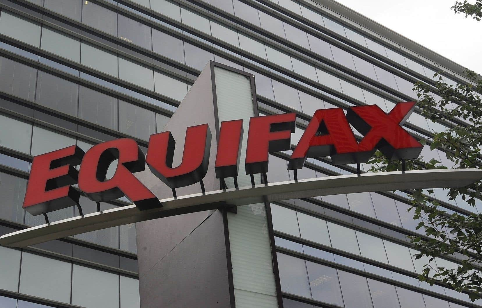 Les actions d'Equifax ont légèrement fléchi avant la cloche d'ouverture des marchés.