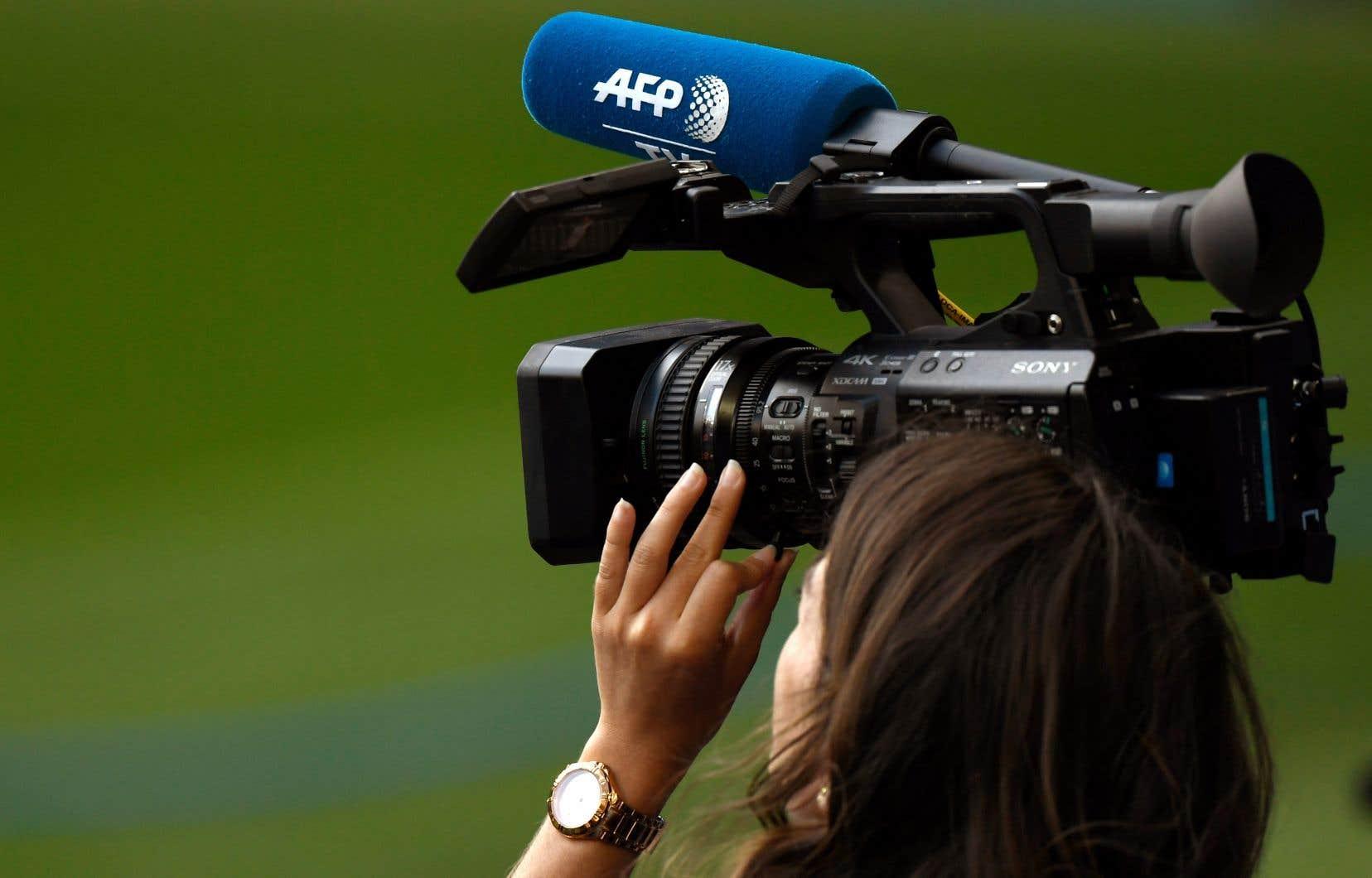 Le «droit voisin» doit permettre aux médias comme l'Agence France-Presse de se faire mieux rémunérer lors de la réutilisation en ligne de leur production.