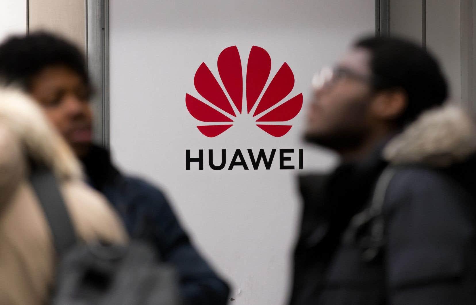 Huawei a pris une tête d'avance sur ses concurrents dans la nouvelle génération de technologie de télécommunications 5G.