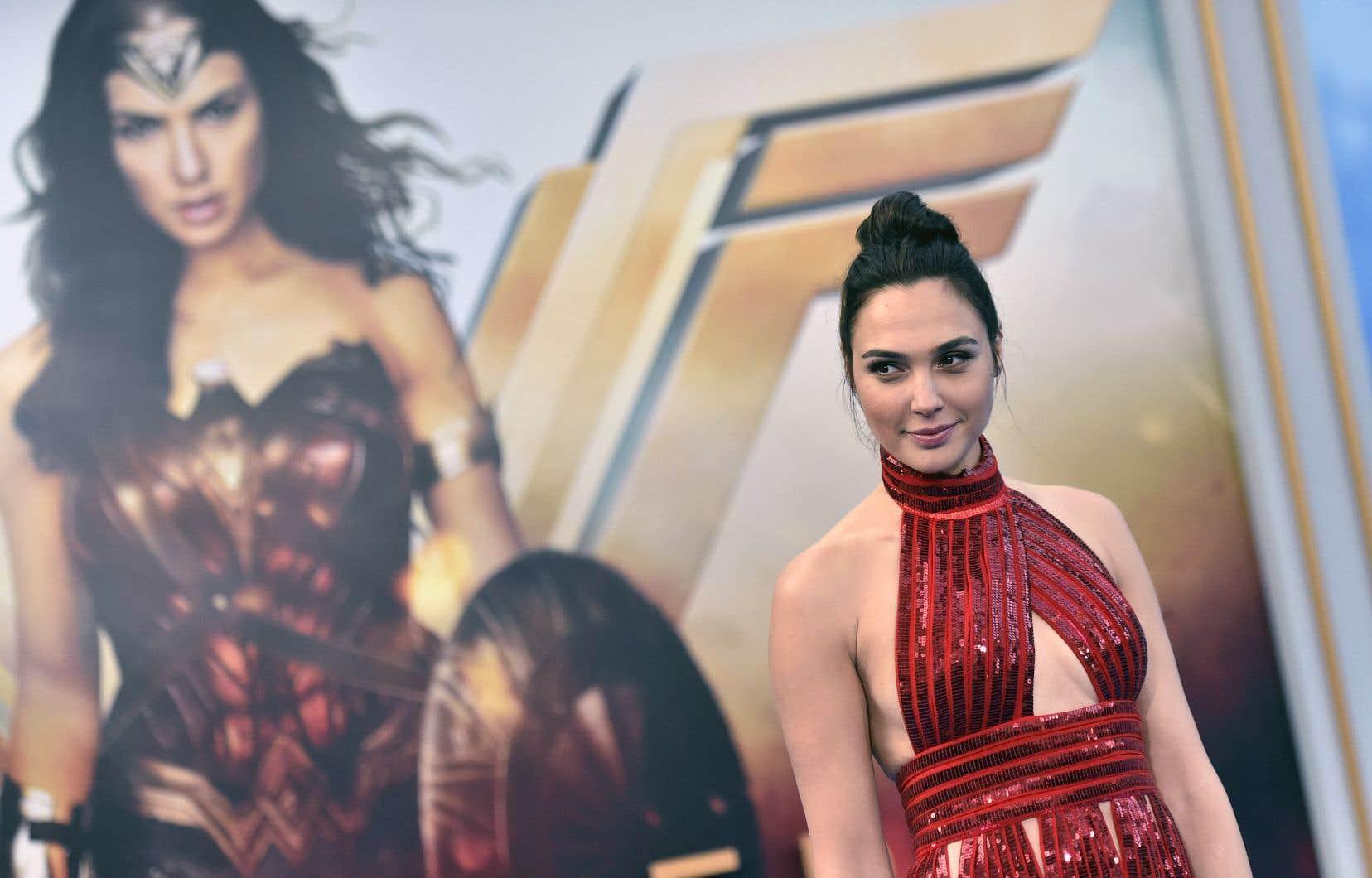 En 2017, «Wonder Woman», dirigé par Patty Jenkins, était le premier film à gros budget du genre à être dirigé par une femme. Le premier rôle était aussi tenu par une femme, l'actrice Gal Gadot (sur la photo). Le film a engendré 413millions au box-office américain.