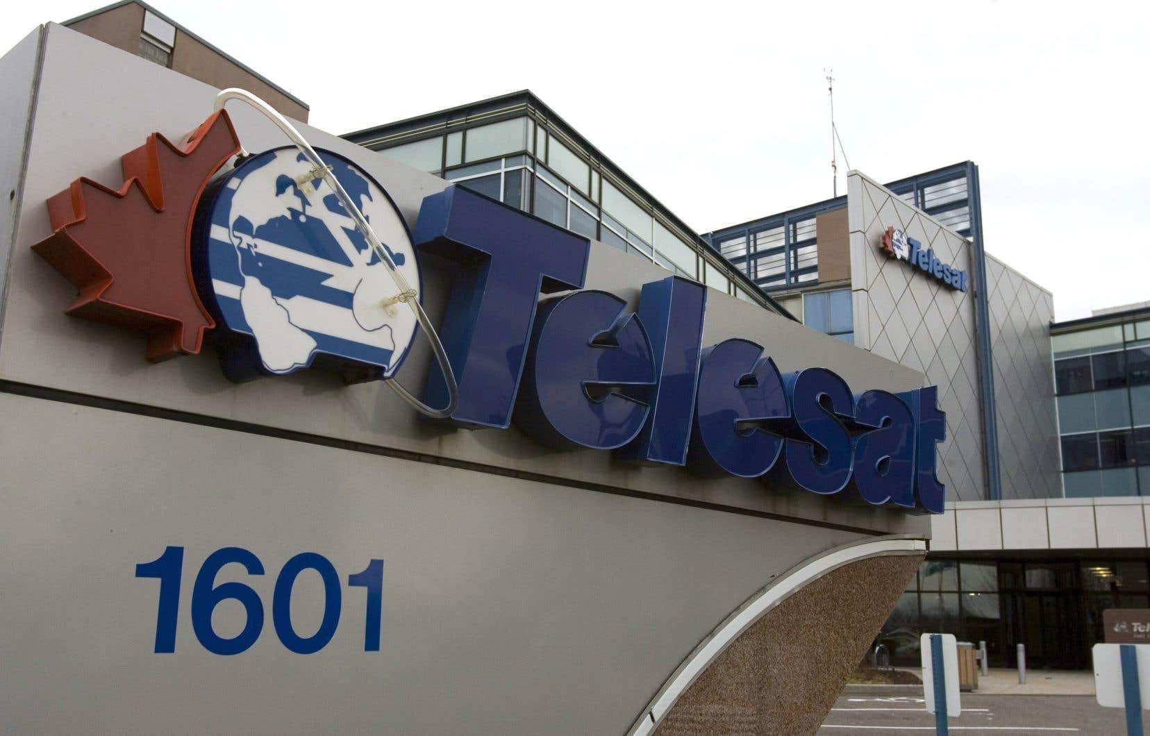 La société Telesatconstruira et à lancera un groupe de satellites coordonnés — une «constellation» — en orbite terrestre basse.