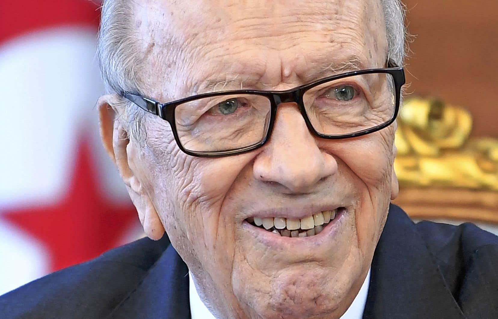 Béji Caïd Essebsi est mort à quelques mois de la fin de son mandat en décembre.