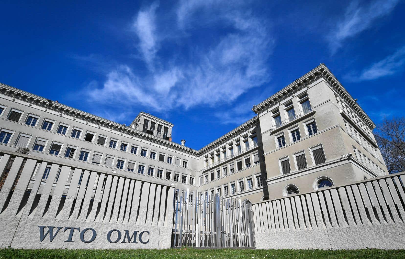 Le gouvernement Trump reproche de longue date à l'OMC et à certains de ses membres d'abuser de ce statut de pays en développement.