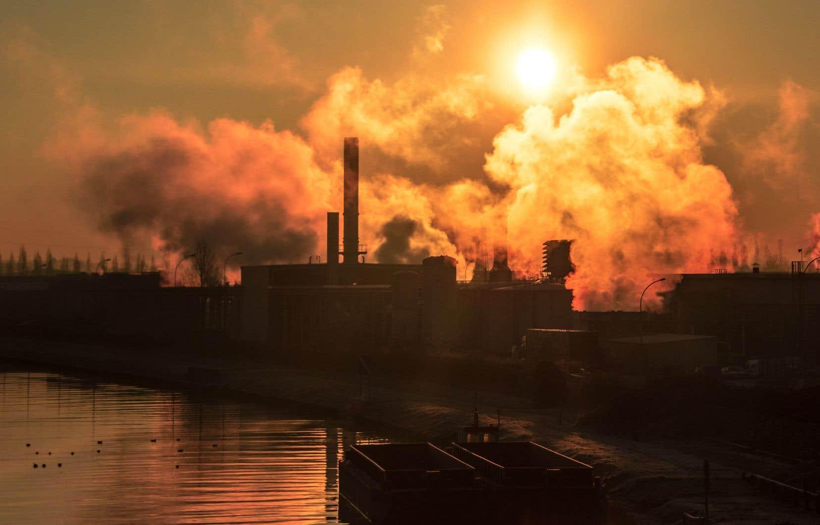 Le «dépassement» se produit quand la pression humaine dépasse les capacités de régénération des écosystèmes naturels.