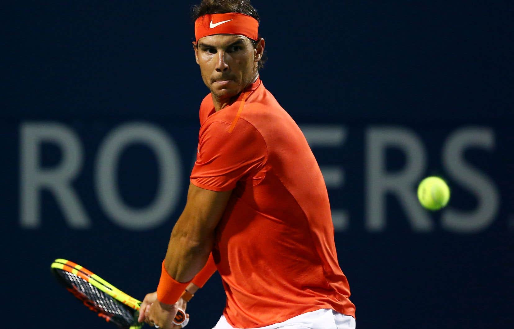 Rafael Nadal convoitera un cinquième titre en carrière à la Coupe Rogers, et il tentera du même coup de défendre son titre acquis l'an dernier à Toronto.