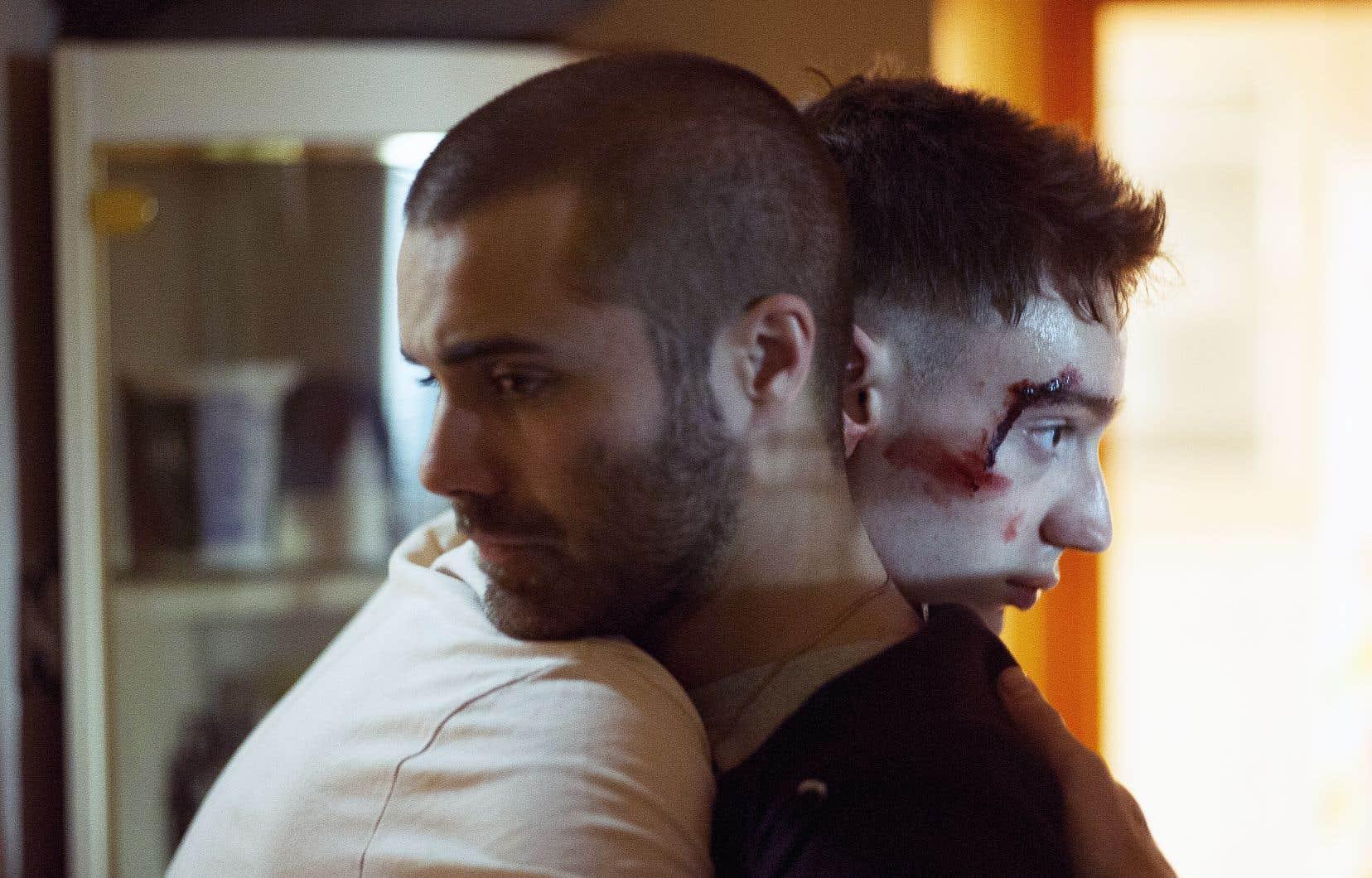 Une scène du film «Chien de garde», de Sophie Dupuis