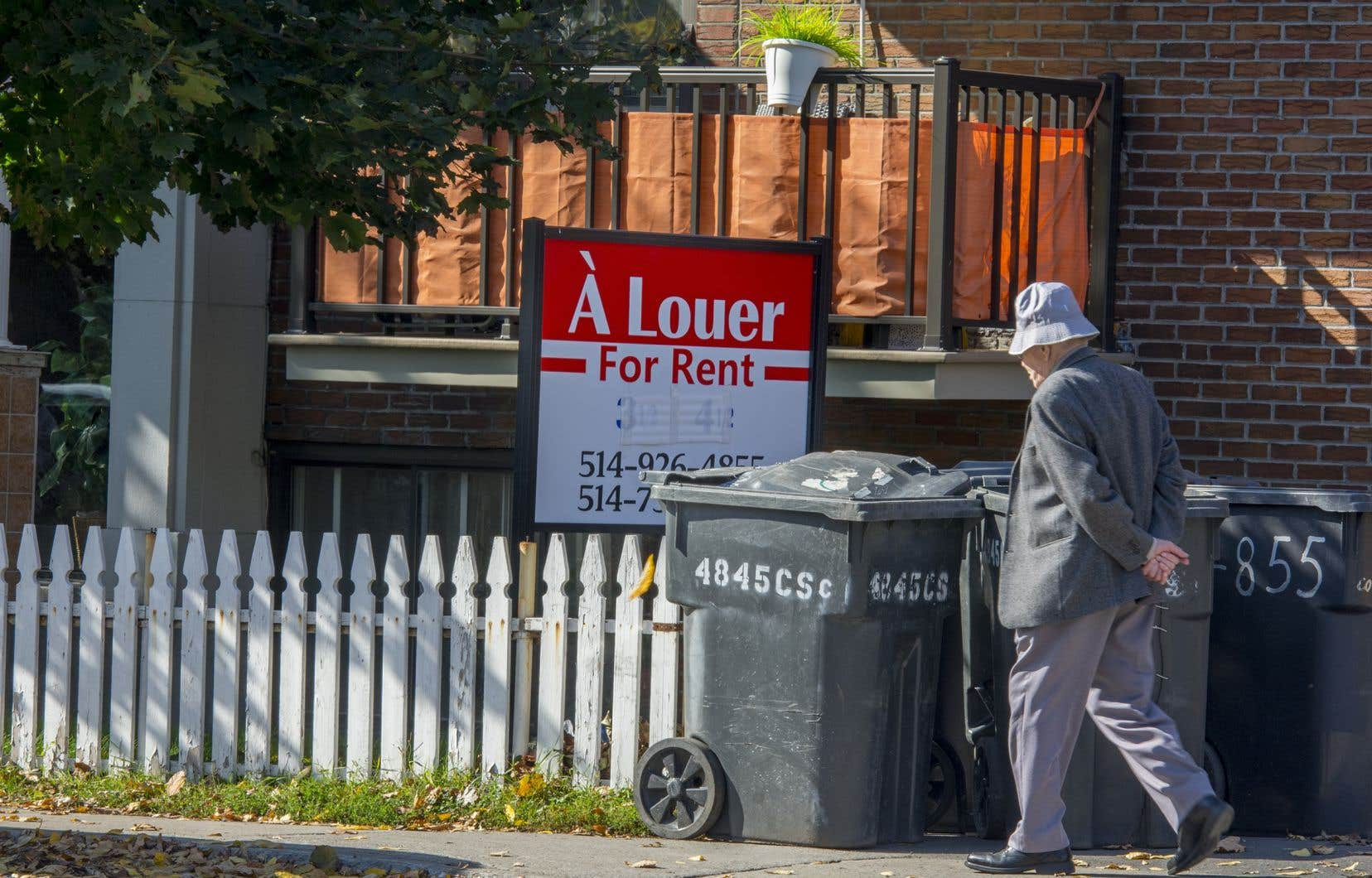 Le programme de supplément au loyer permet à des locataires de louer un logement trop dispendieux pour leur budget.