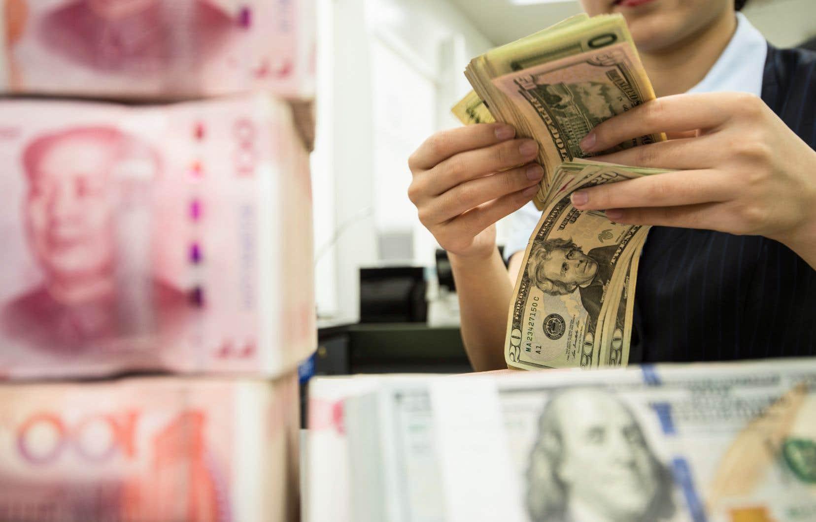 Depuis son arrivée au pouvoir, le gouvernement Trump a procédé lui-même à cinq examens semestriels qui ont tous conclu que la Chine ne manipulait pas sa devise.