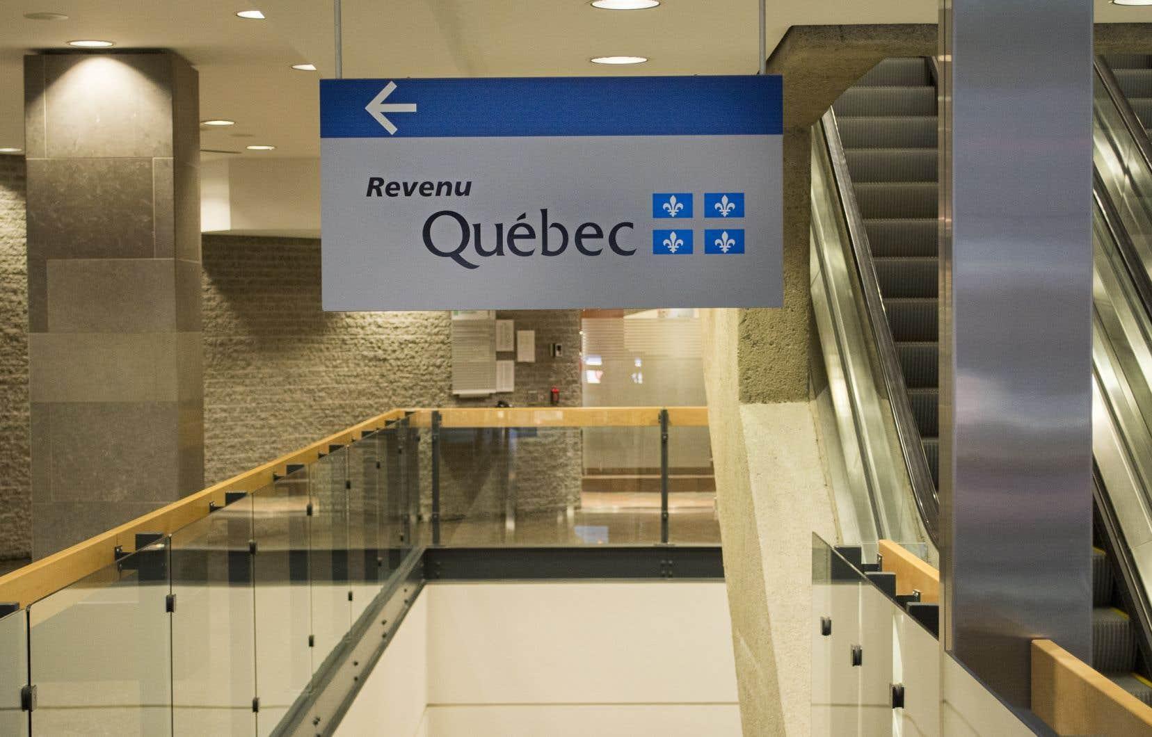 Revenu Québec a précisé que les données concernées se trouvaient principalement dans des bases de données des ressources humaines.