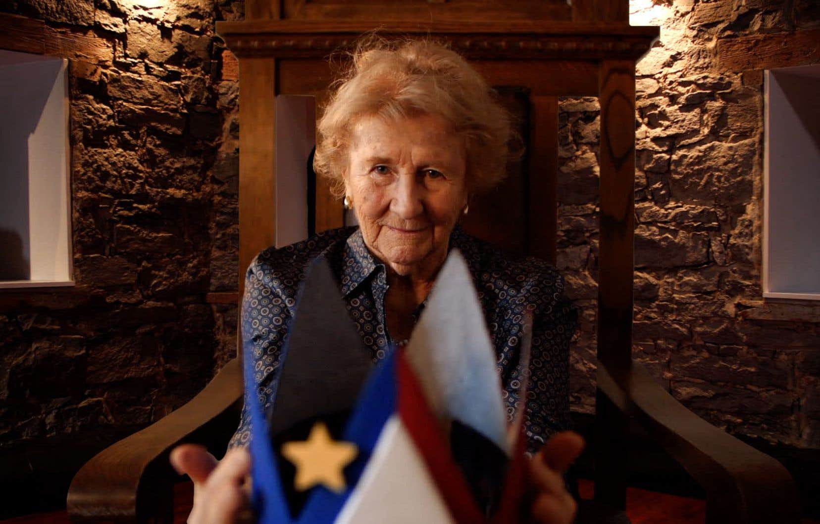 Antonine Maillet est l'une des principales intervenantes du documentaire «Le prince d'Acadie».