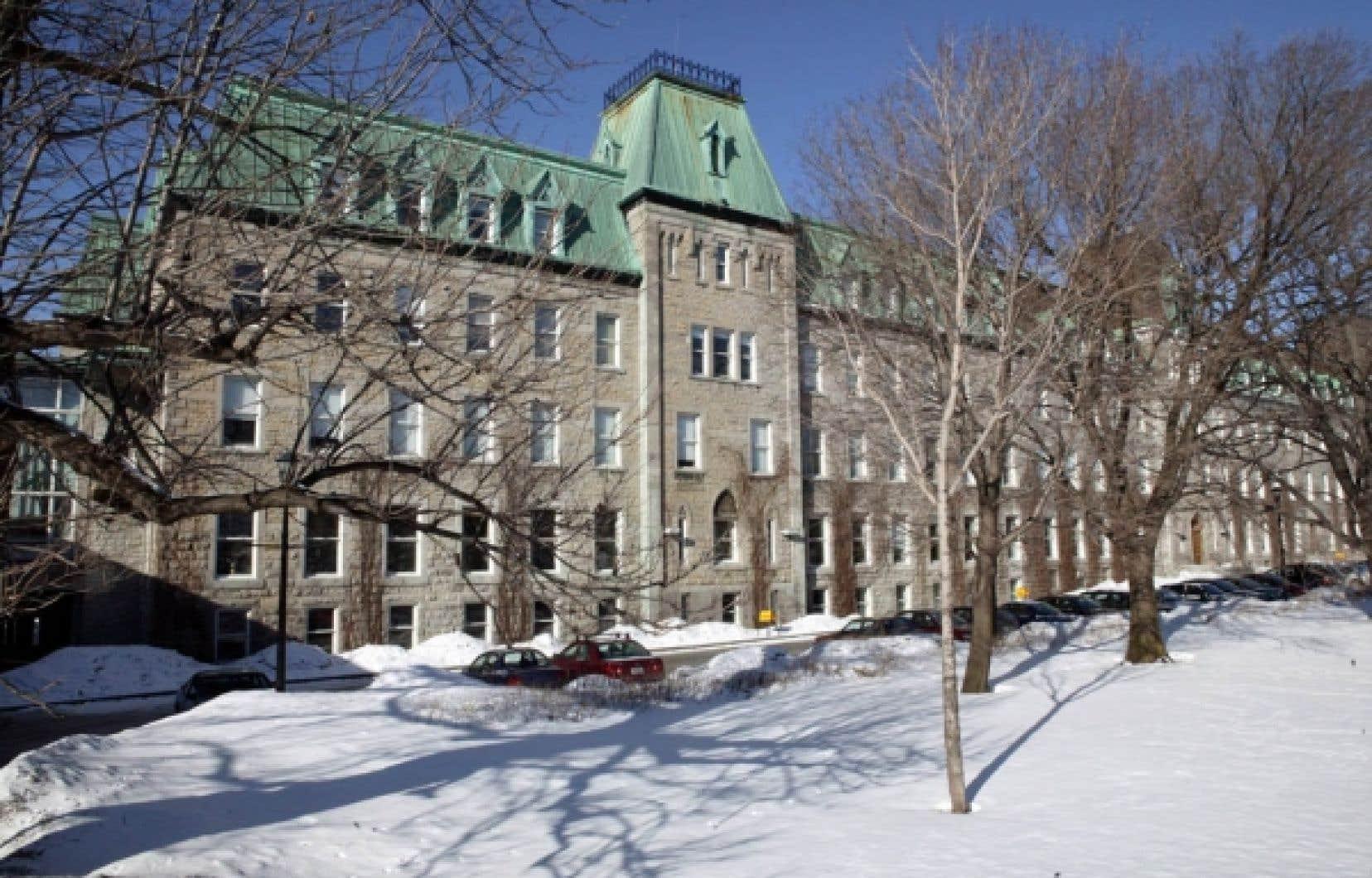 Les enseignants du collège Notre-Dame constituent l'un des 34 syndicats affiliés à la FNEEQ-CSN.