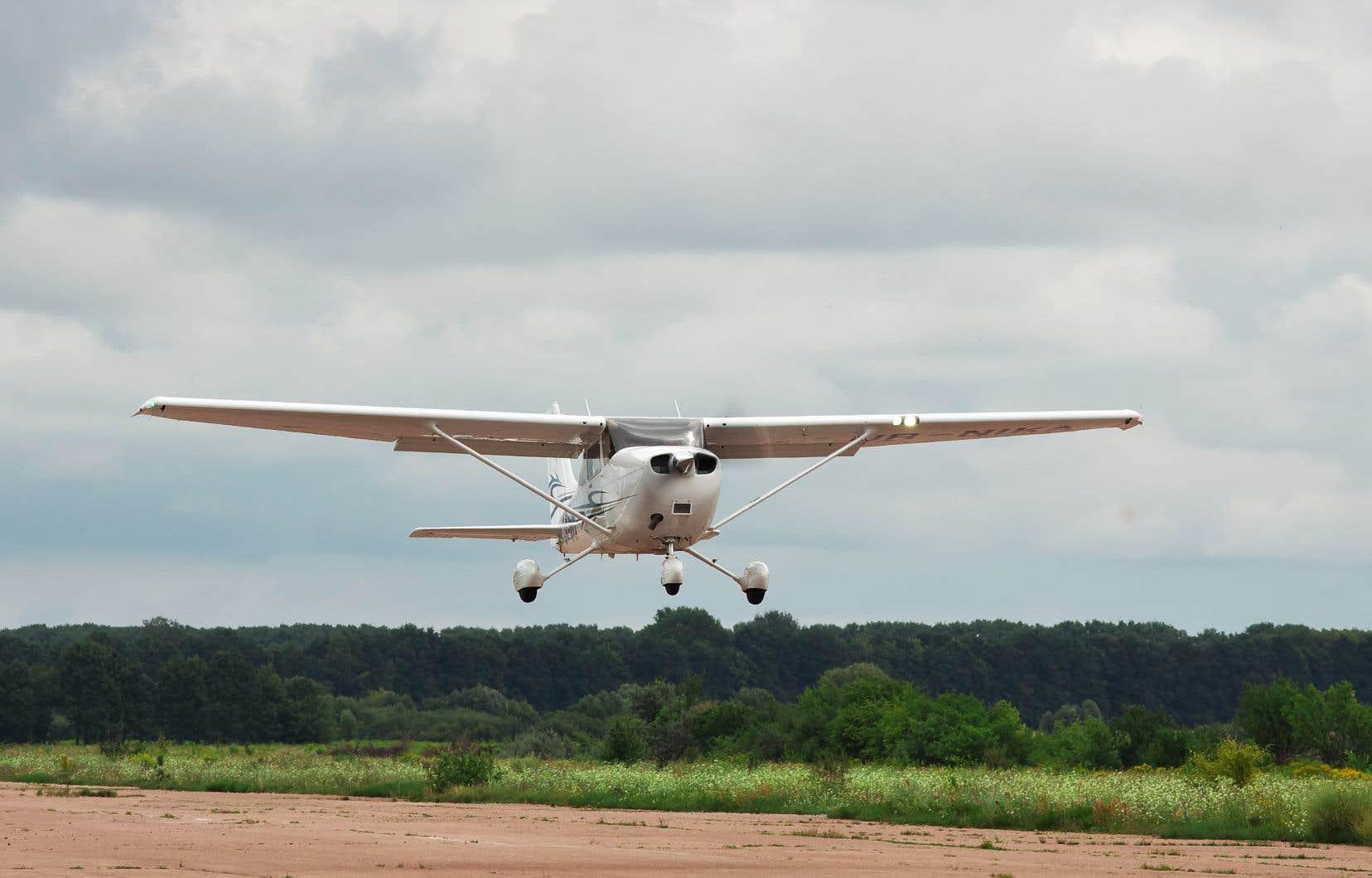 Le promoteur, Aérodrome SRA, souhaite relocaliser l'aérodrome de Mascouche qui a fermé en 2016.