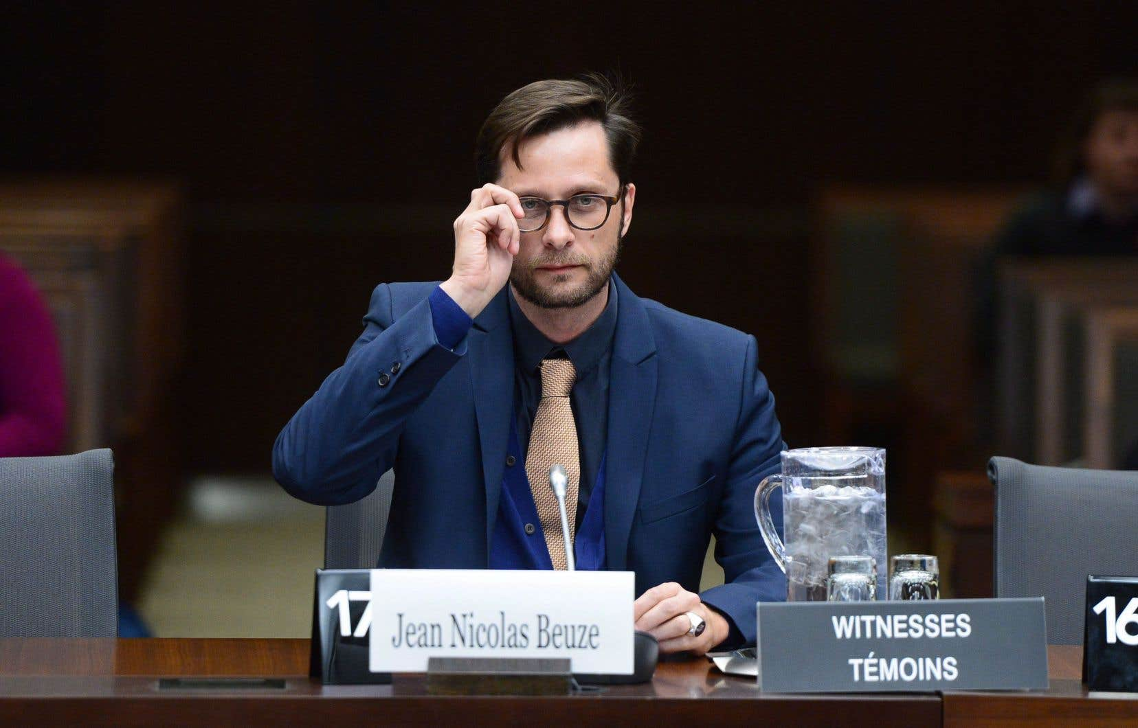 Le représentant du Haut-Commissariat des Nations unies pour les réfugiés (UNHCR) au Canada, Jean-François Beuze, témoignera en commission parlementaire des nouveaux seuils d'immigration, jeudi, à Québec.