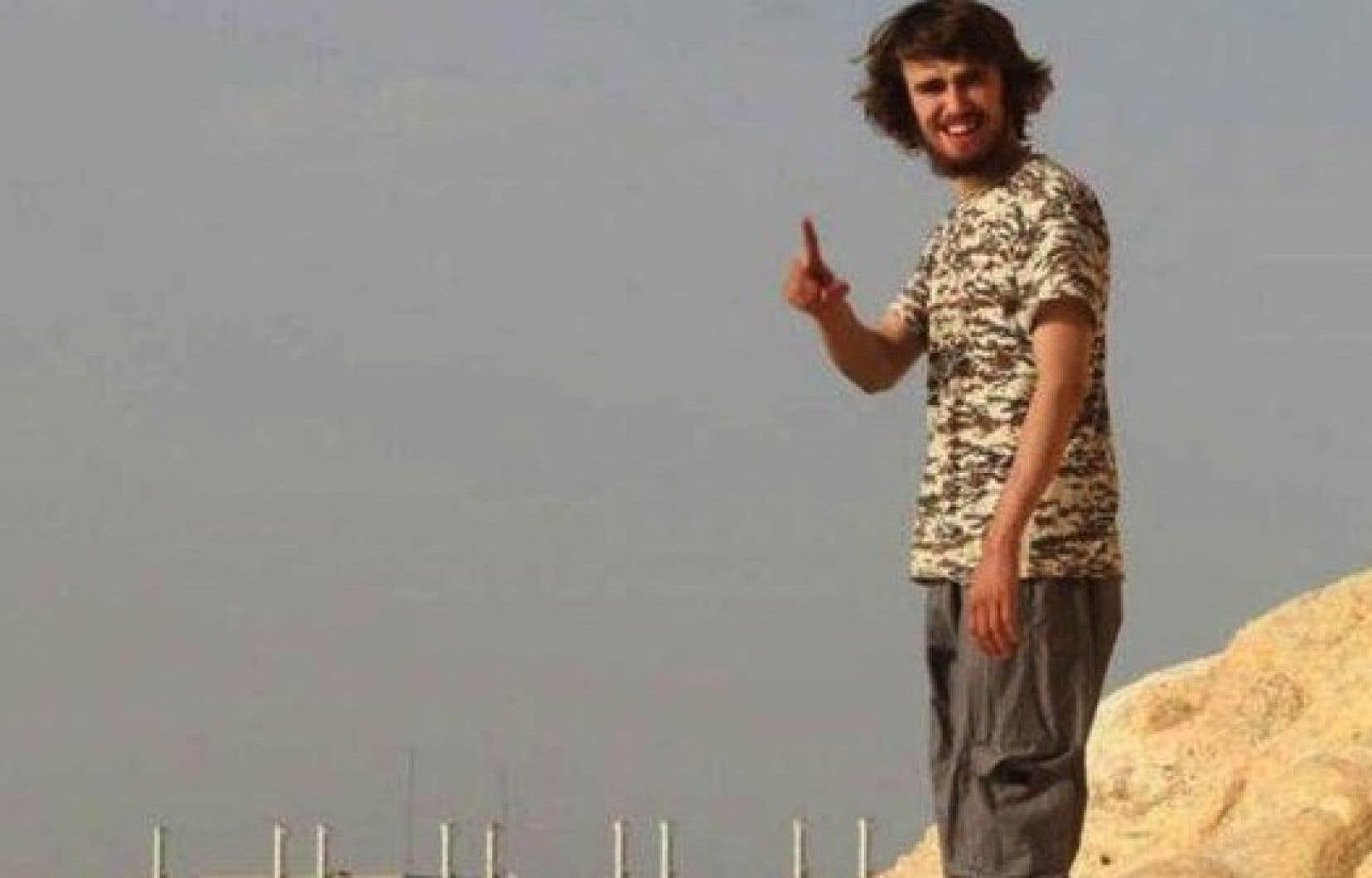 Jack Letts, un jeune de 24ans surnommé «Jihadi Jack» avait rejoint l'État islamique en Syrie en 2014.