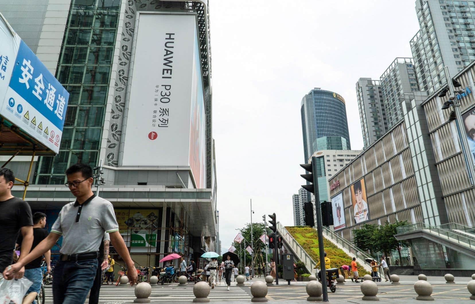 À l'origine simple village de pêcheurs, Shenzhen a connu depuis 40ans un développement fulgurant.