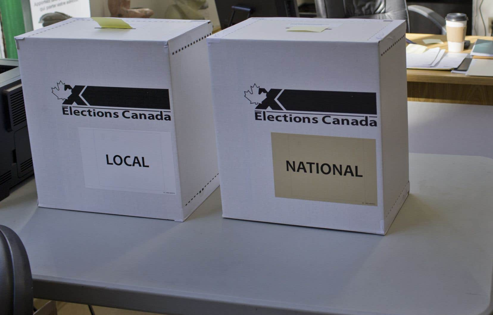 Les élections fédérales se tiendront le 21 octobre prochain.