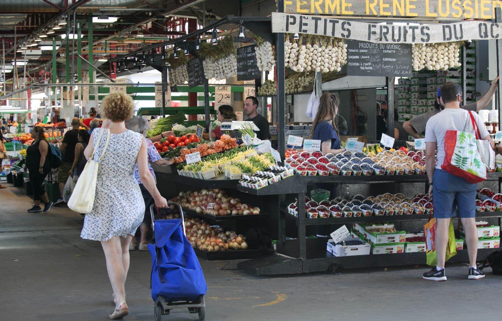 La Corporation de gestion des marchés publics de Montréal (CGMPM), gère entre autres les marchés Jean-Talon, Maisonneuve et Atwater.