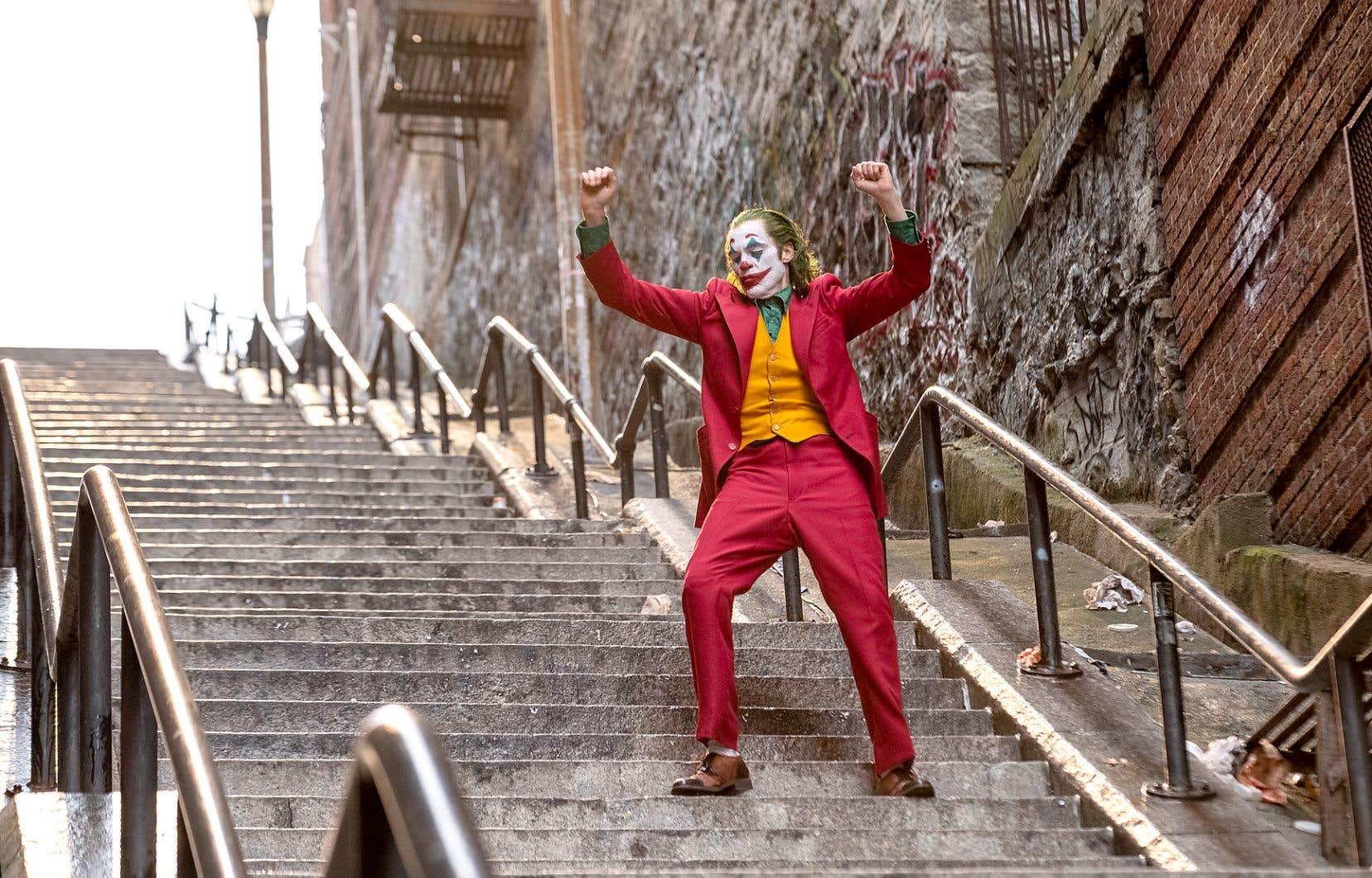Le «Joker» reprend du service, cette fois avec Joaquin Phoenix.