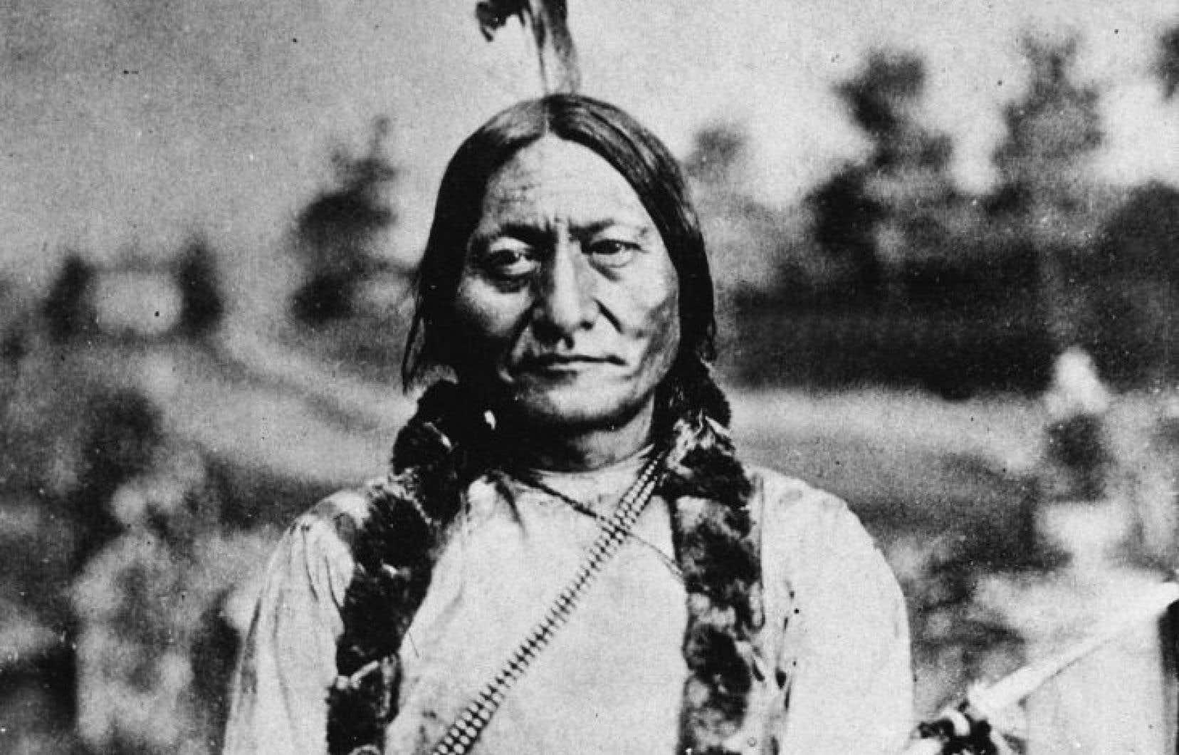 Sitting Bull, autour de 1885