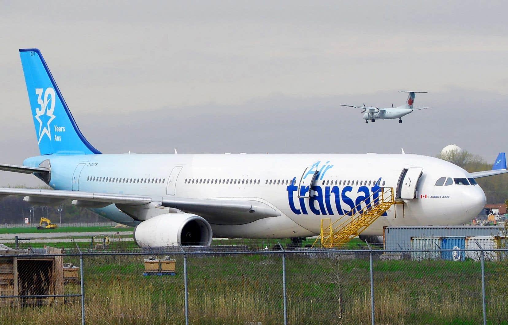 Transat a insisté mardi sur le bien-fondé de la transaction et mentionné que l'arrangement est le «résultat d'un processus rigoureux et diligent».