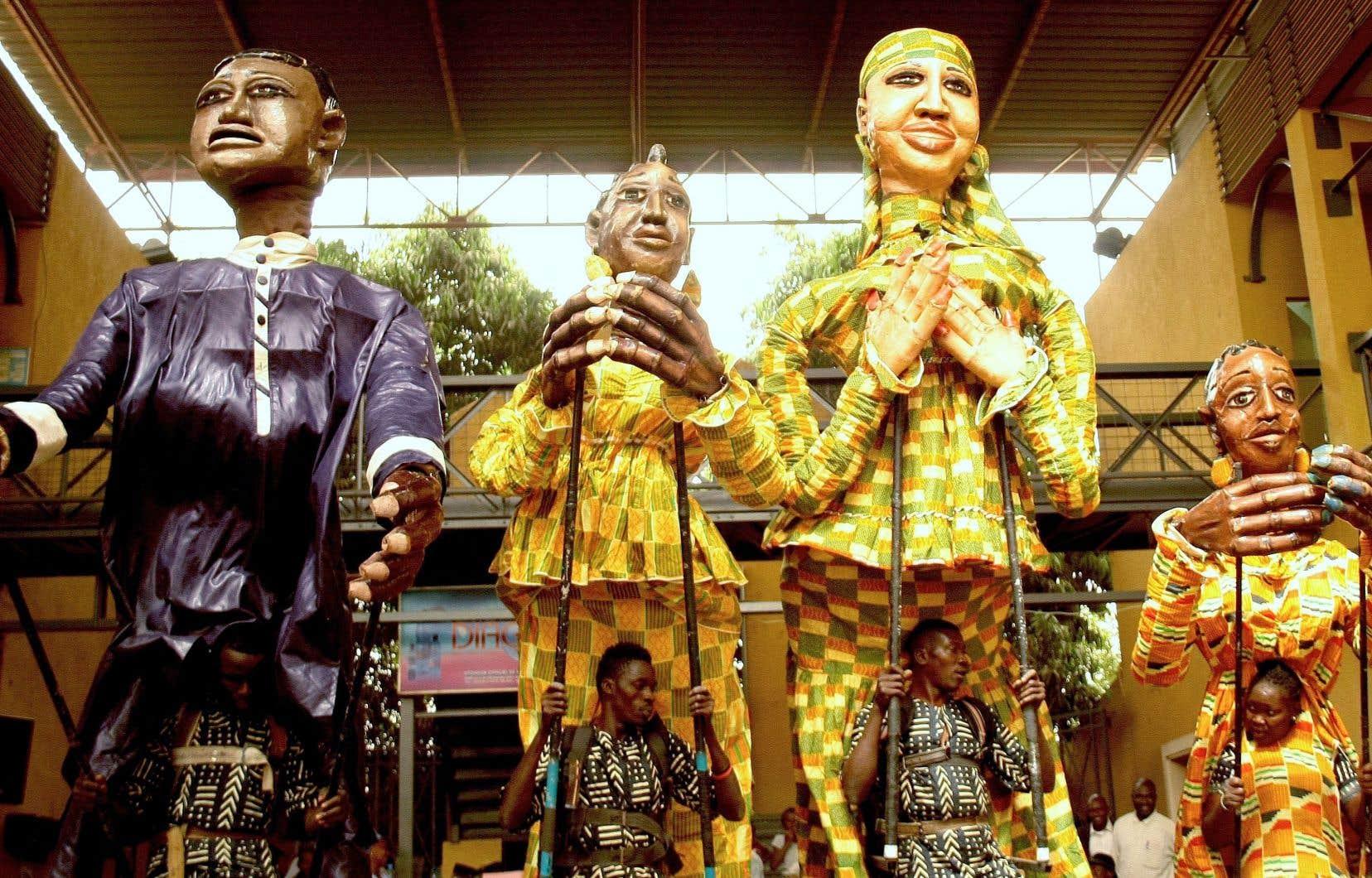 Amitié, par la compagnie Nama du Mali.