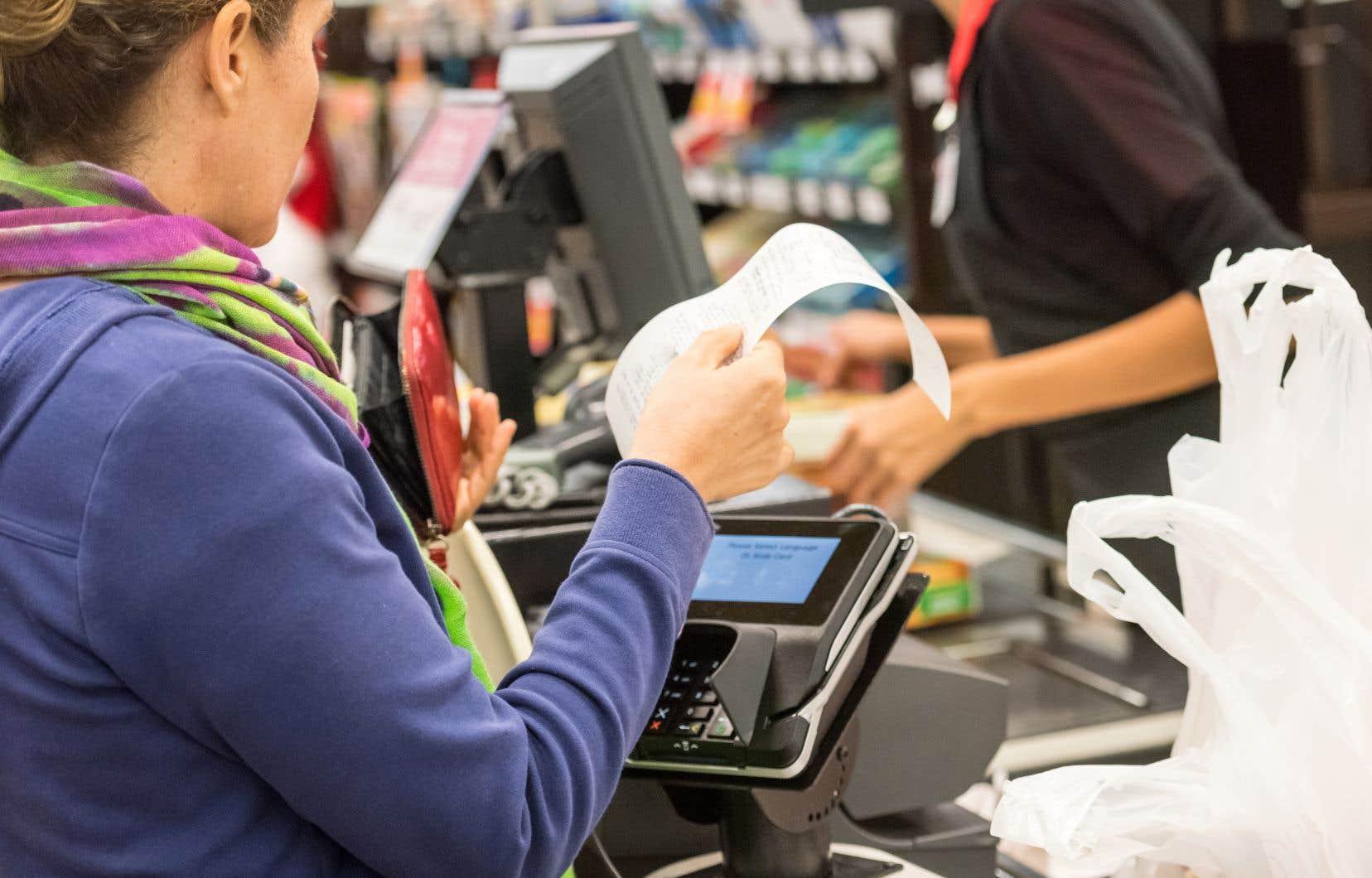 L'indice des prix à la consommation affichait une hausse de 2% d'une année à l'autre en juillet, une progression identique à celle mesurée en juin.