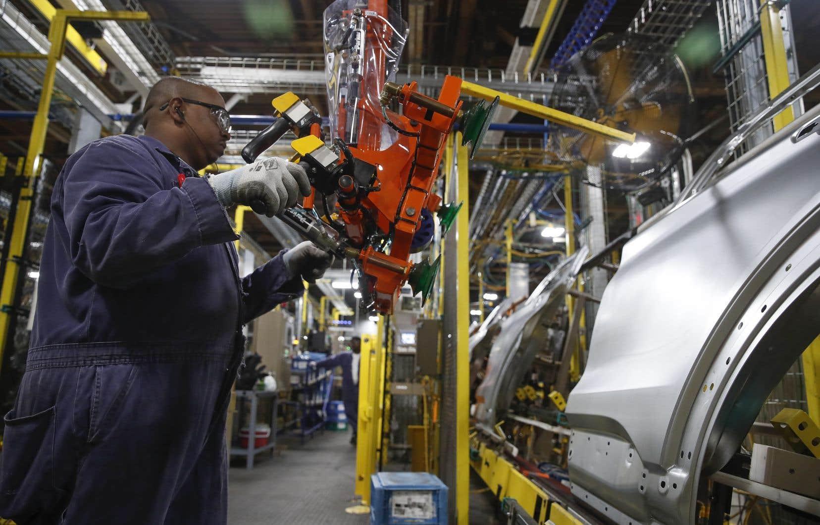 Plusieurs grands constructeurs, dont Ford, ont décidé le mois dernier de conclure un accord avec la Californie.