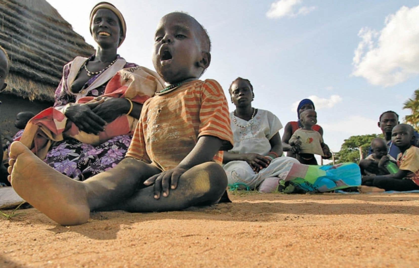 Mohamed Nureldin Abdallah reuters<br /> La nouvelle stratégie mondiale vise à sauver les vies de 16 millions de mères et d'enfants sur les cinq prochaines années. <br />