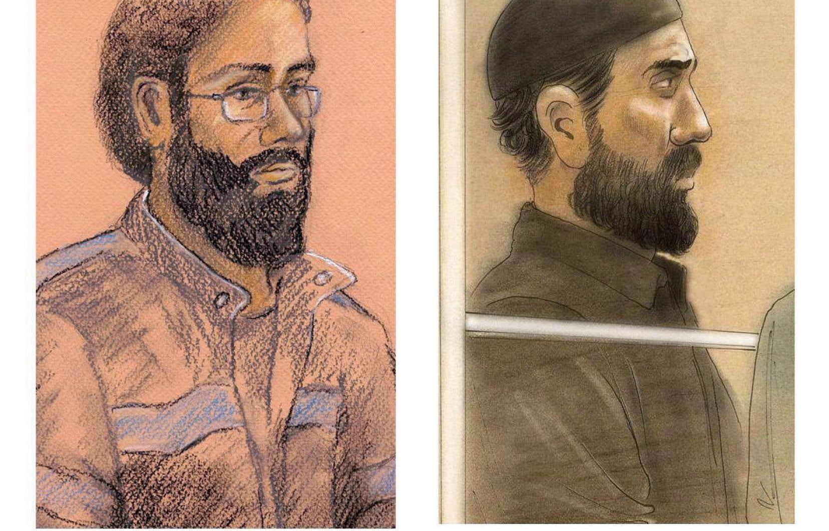 La Cour d'appel de l'Ontario a estimé qu'il y avait eu des irrégularités dans la sélection des jurés qui ont reconnu coupables Raed Jaser et Chiheb Esseghaier qui devront subir un nouveau procès.