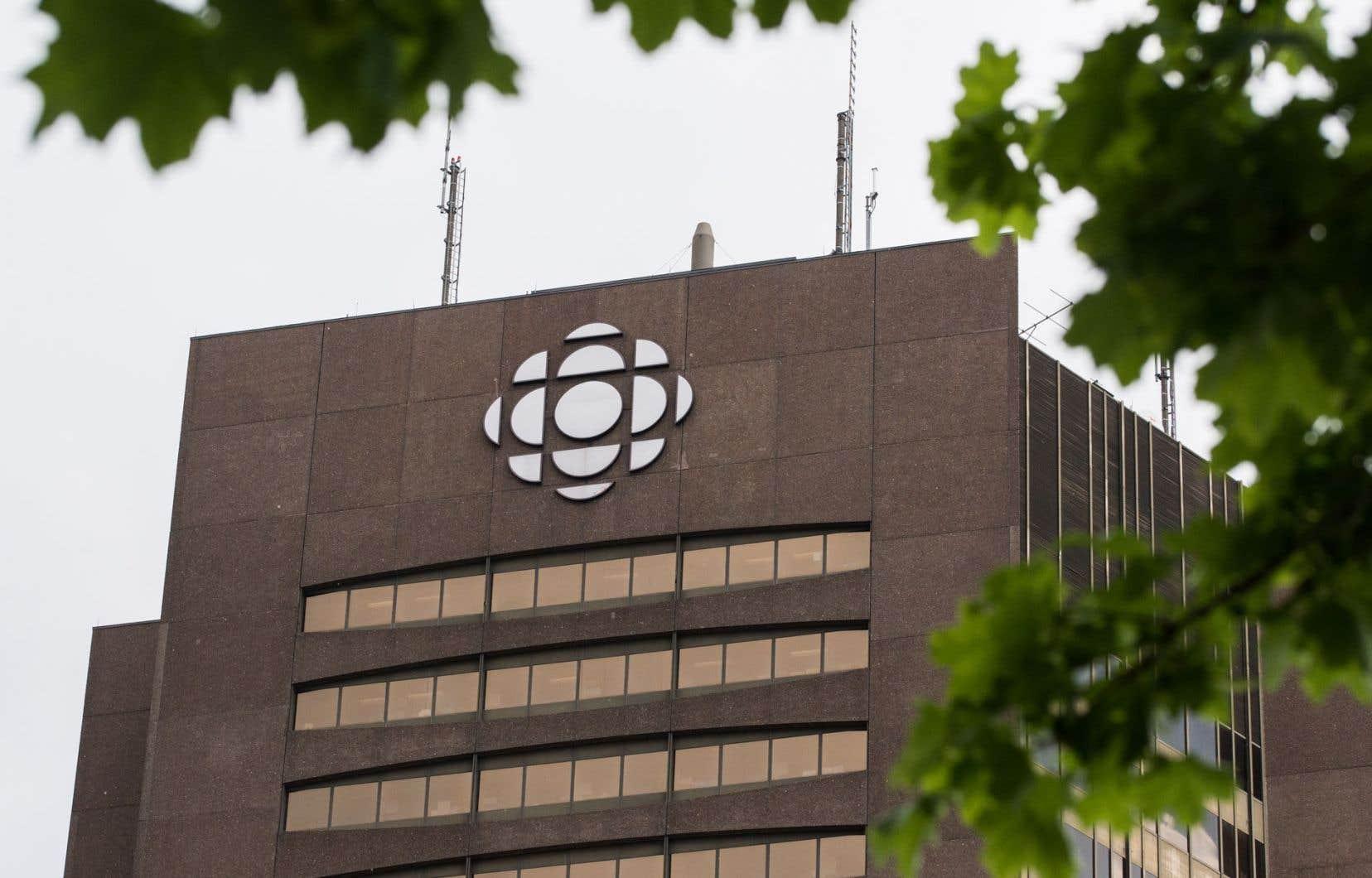 Radio-Canada s'est dit favorable à l'octroi d'une aide du gouvernement québécois aux médias en difficulté, sous conditions.