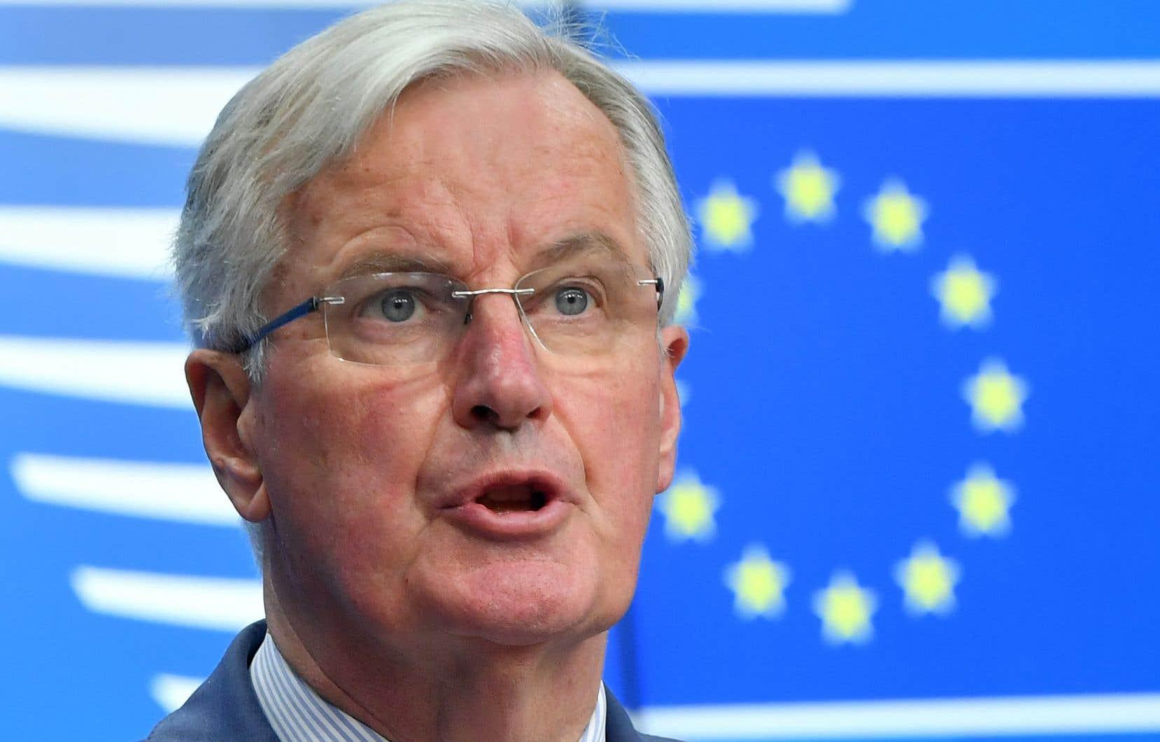 Il est hors de question de renégocier le filet de sécurité irlandais, dont Boris Johnson souhaite délester l'accord de retrait conclu par l'ex-chef de gouvernement Theresa May avec l'UE, a expliqué M.Barnier dans une tribune publiée par le «Sunday Telegraph».