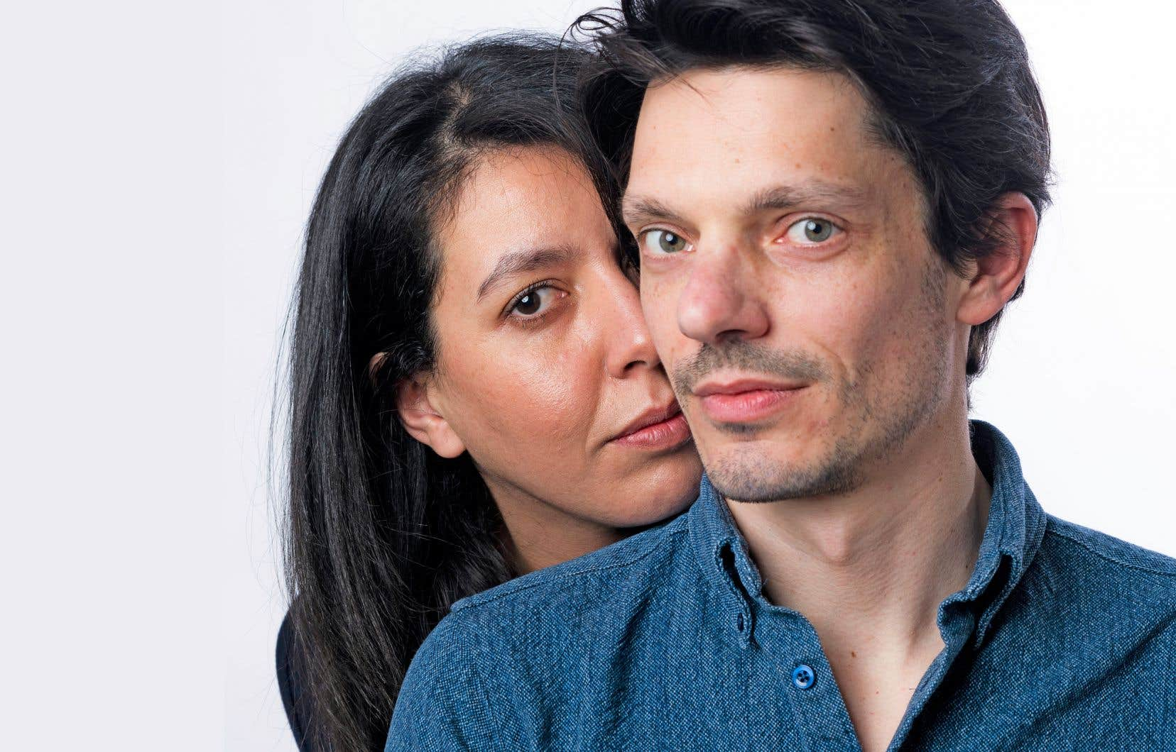 Zineb Dryef et Mathieu Deslandes ont inventé une forme hybride entre le roman historique et l'enquête intimiste.