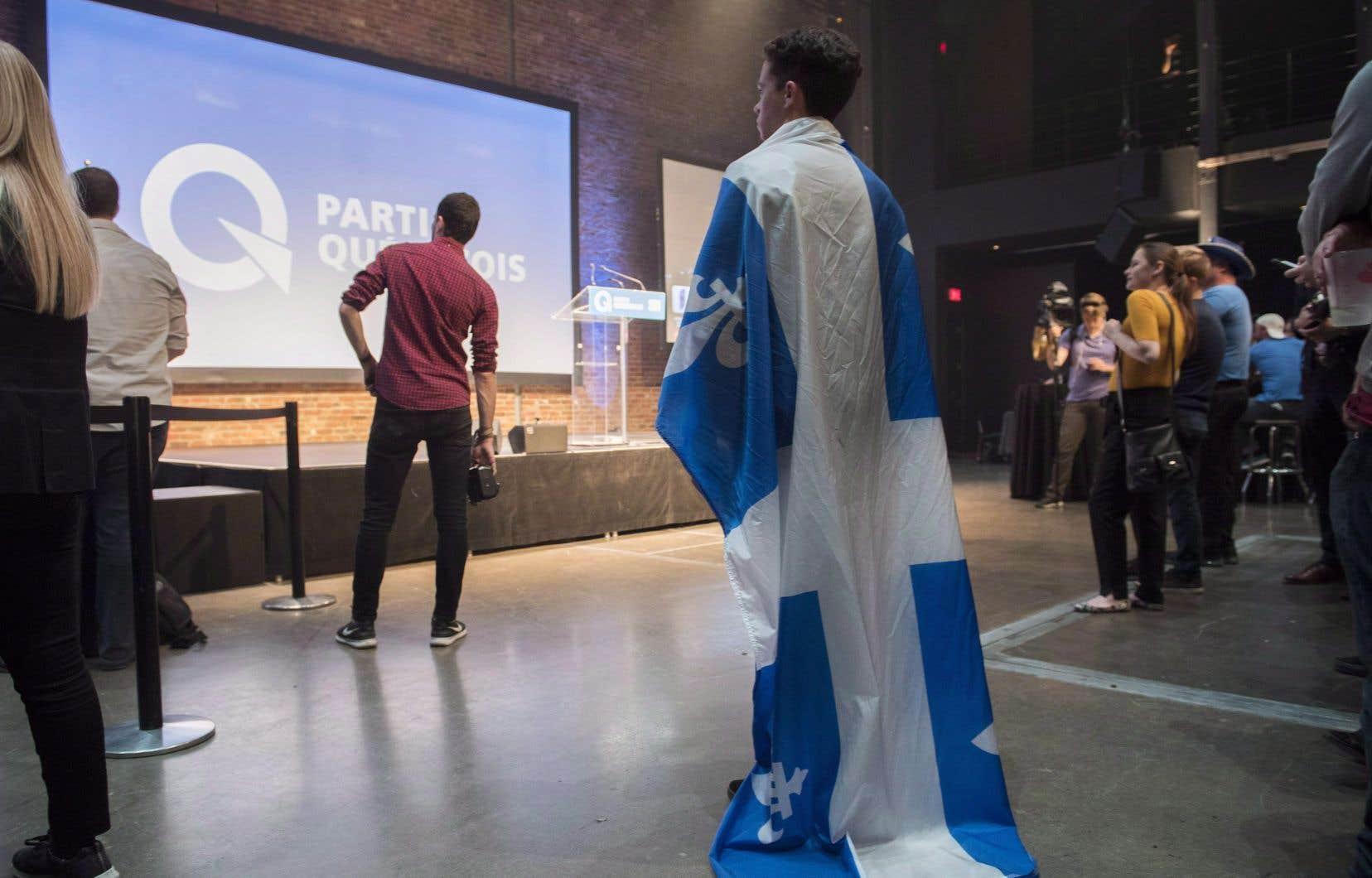 Le Parti Québécois est «convaincu que l'indépendance de la nation québécoise est à la fois une nécessité et une destinée».
