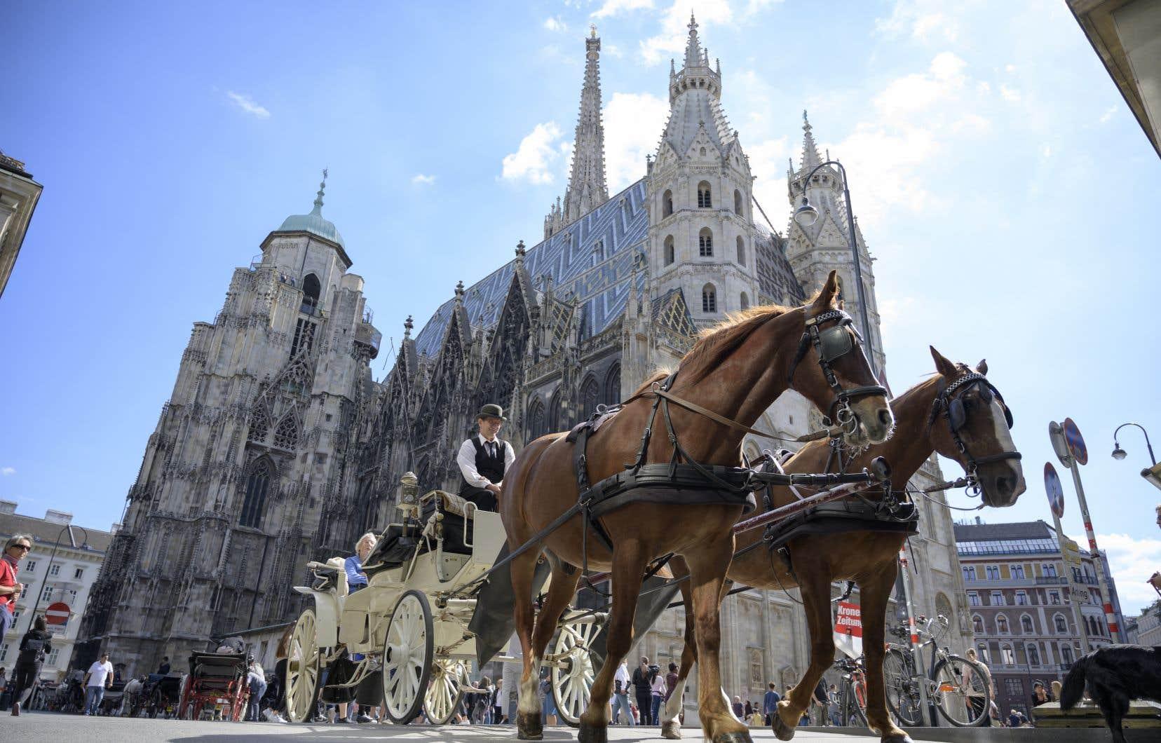La capitale autrichienne, Vienne, a conservé son rang de ville la plus agréable du monde, selon un rapport annuel de «The Economist».