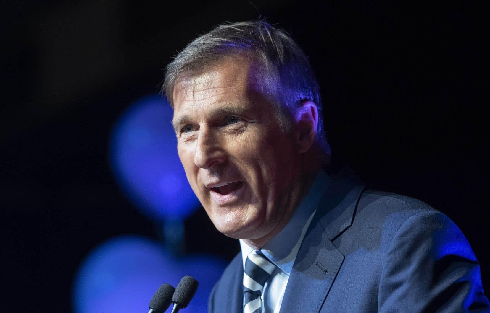 Maxime Bernier,député de Beauce depuis 2006, a toujours voté contre les tentatives de ses anciens collègues conservateurs de rouvrir le droit à l'avortement à la Chambre des communes.