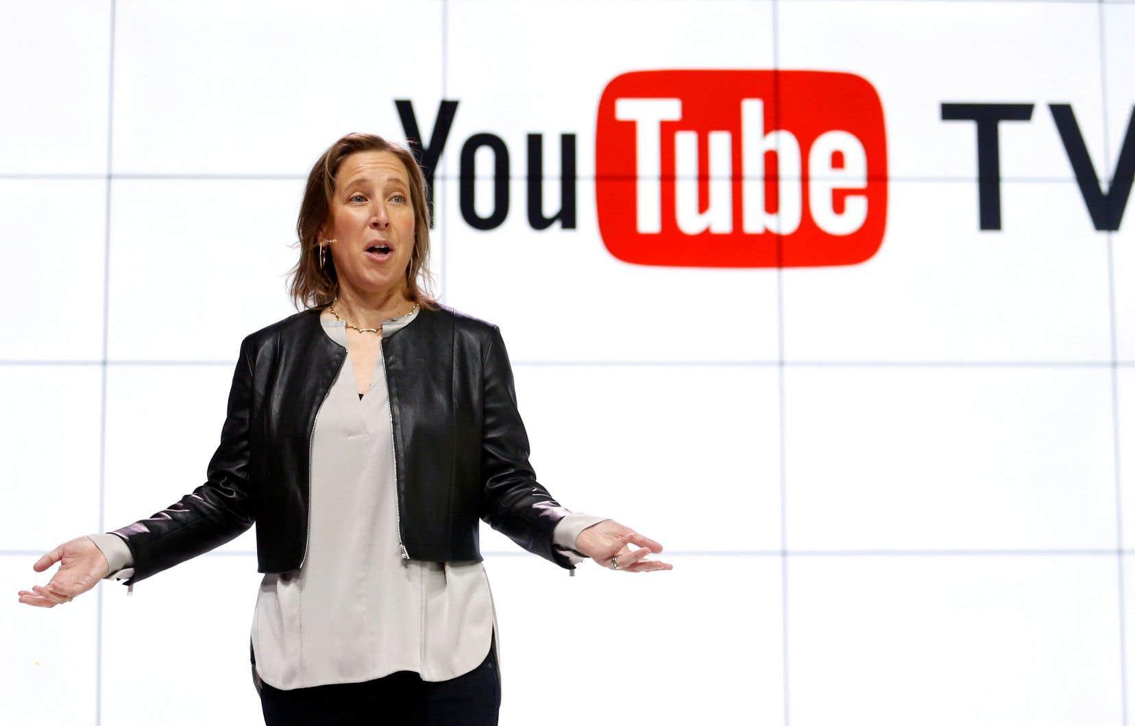 Sur les vidéos pour enfants, la collecte de données sera limitée à celles nécessaires au bon fonctionnement du service et il n'y aura plus de publicités ciblées, ni la possibilité de publier des commentaires, a précisé la dirigeante de Youtube, Susan Wojcicki.