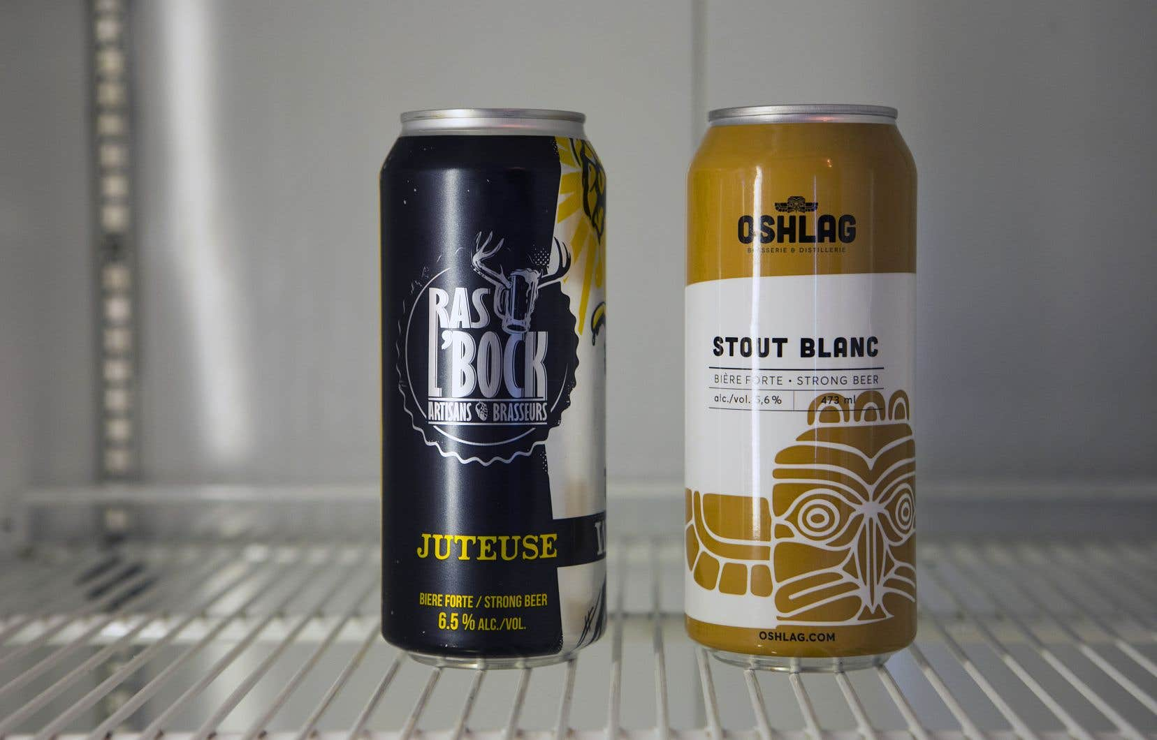 Ces bières ont l'apparence des blanches, mais la saveur d'une IPA blonde ou d'un stout noir.