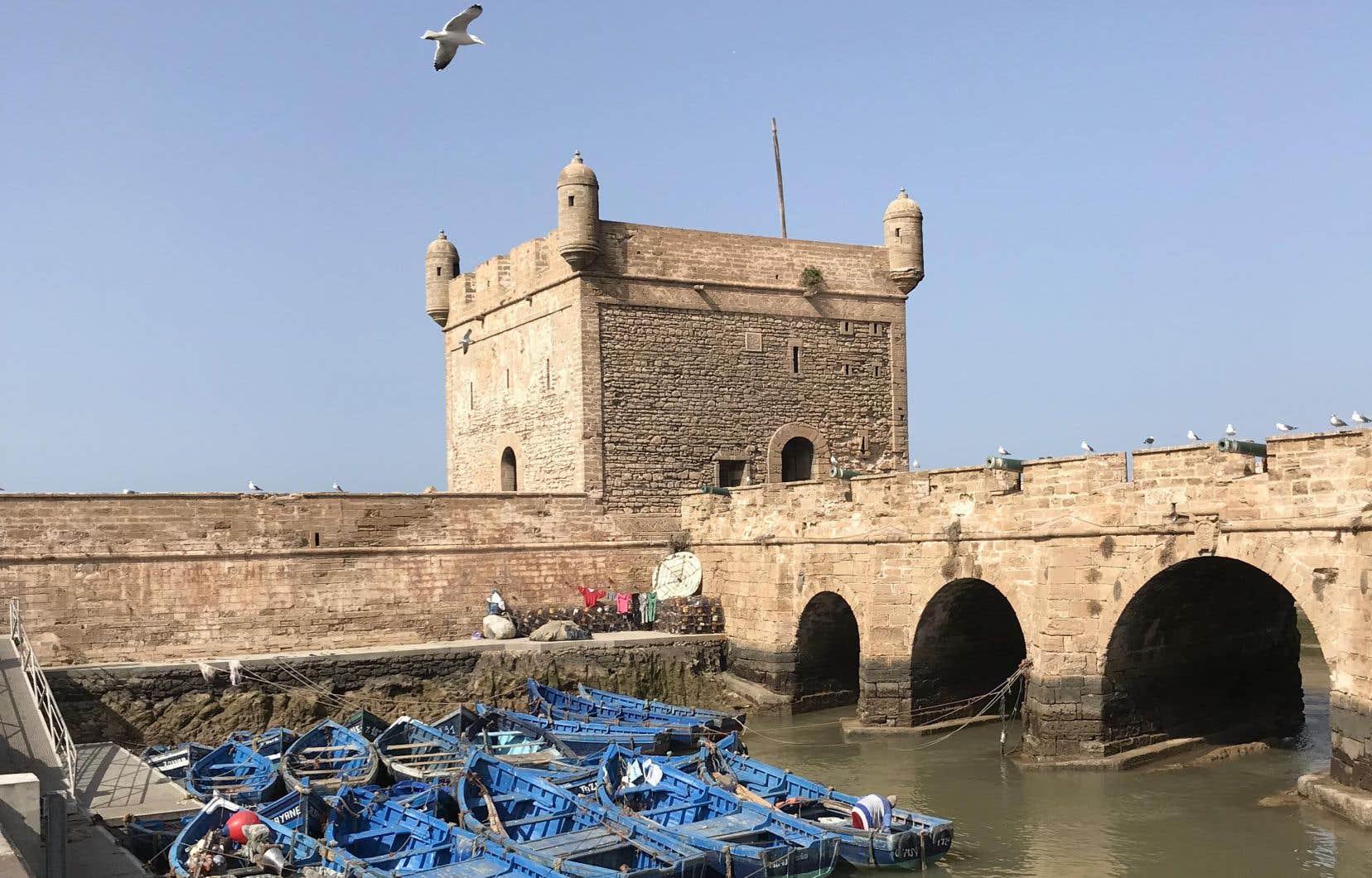 Essaouira relie le Maroc à l'Afrique subsaharienne, à l'Europe et au reste du monde.