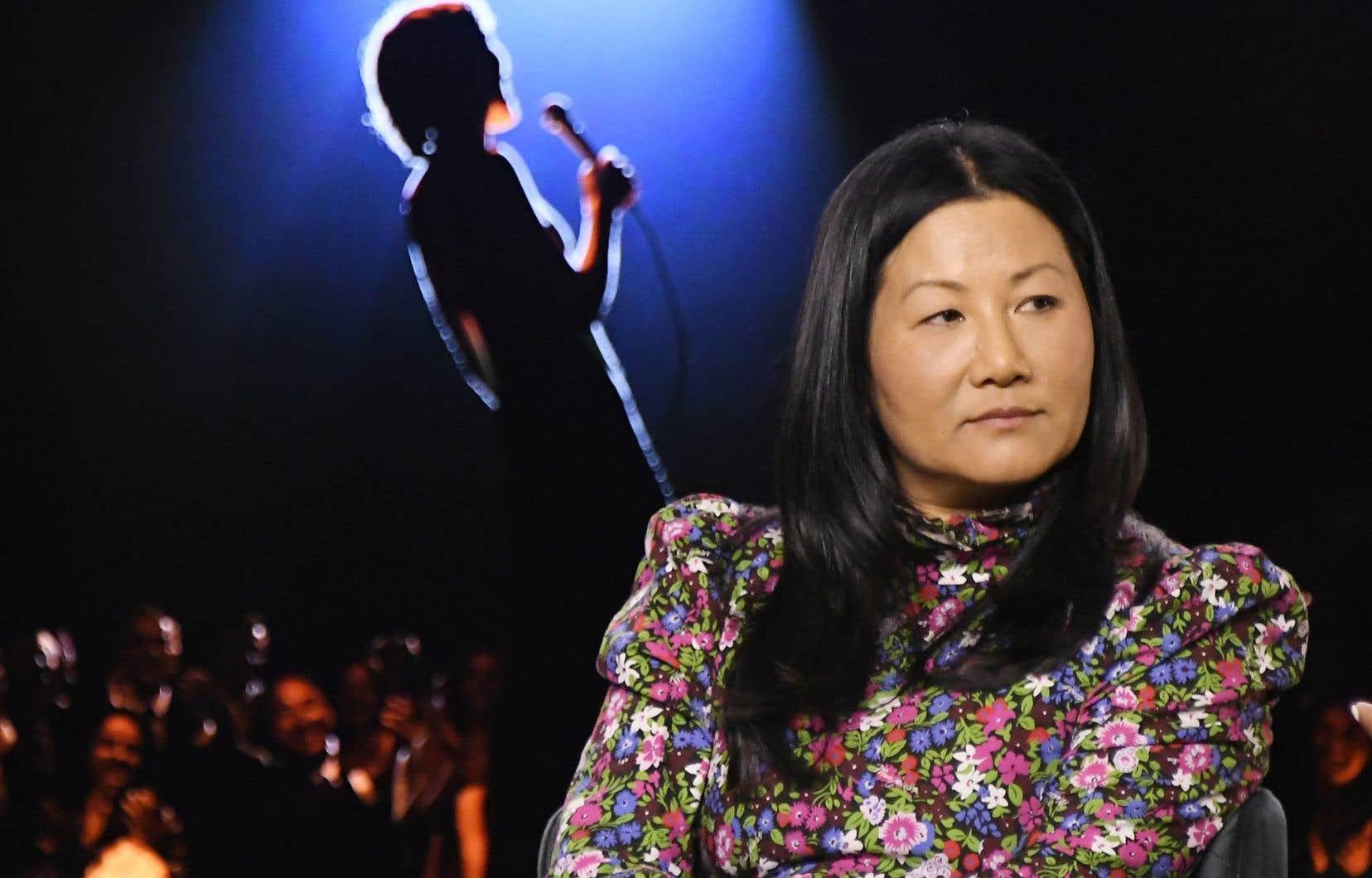 Unjoo Moon s'était liée en Australie avec la chanteuse, Helen Reddy, et l'idée de lui consacrer ce documentaire a germé.