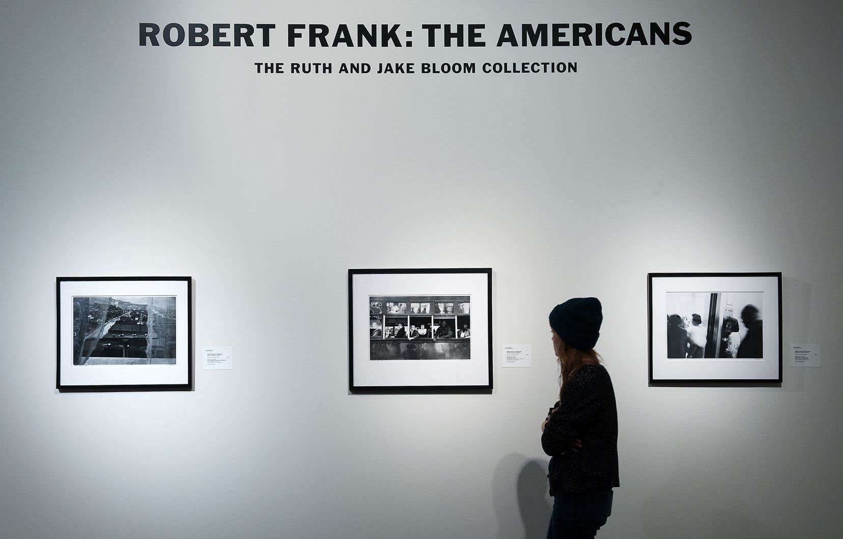 Robert Frank était devenu célèbre avec son album <em>Les Américains</em>(1958), un livre de clichés noir et blanc tiré de ses voyages à travers les États-Unis.