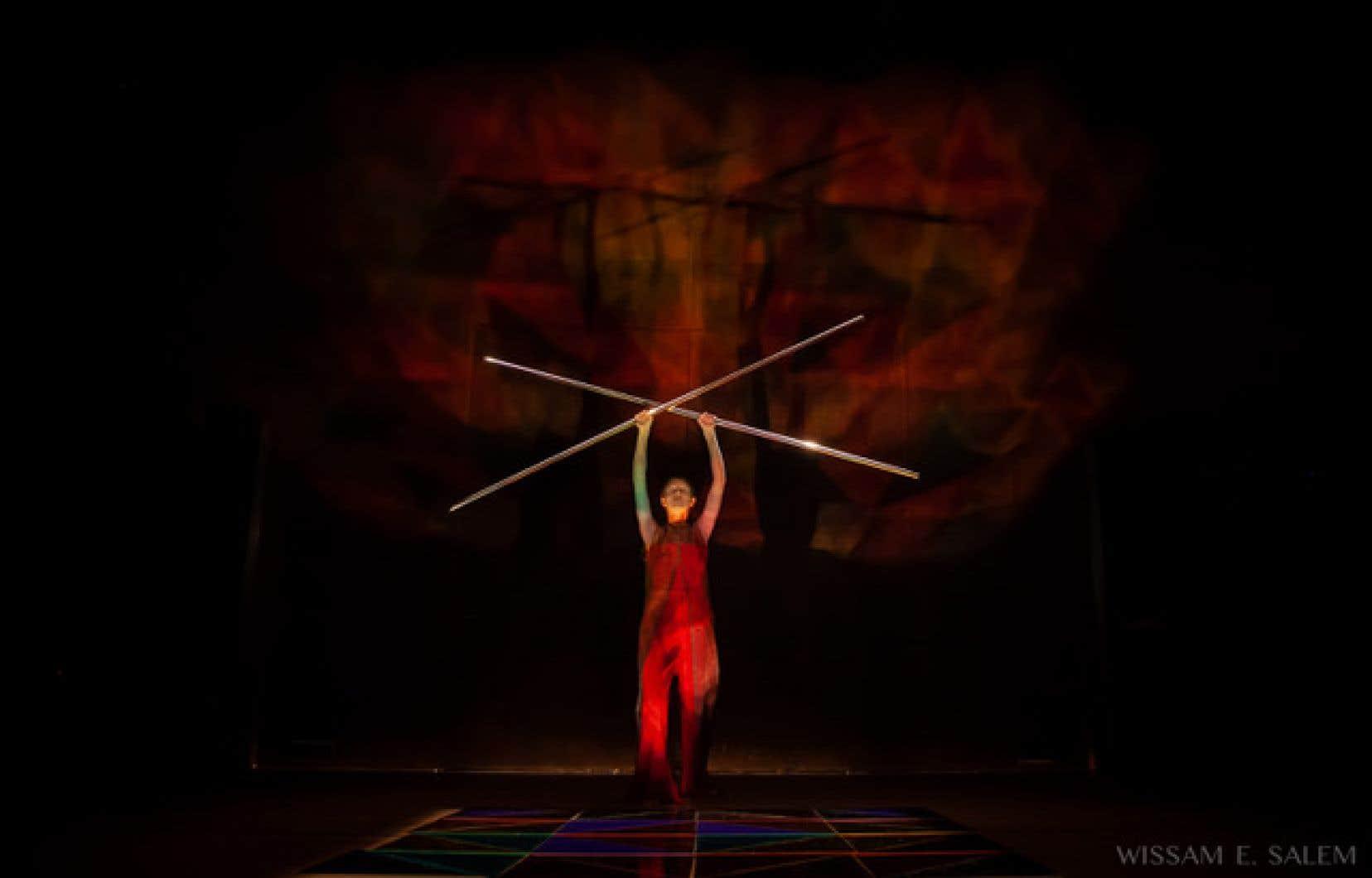 La compagnie Ballet Opera Pantomime (BOP) a poursuivi son sans-faute éblouissant à la salle Bourgie avec son nouveau projet, <em>Le vaisseau-coeur.</em>