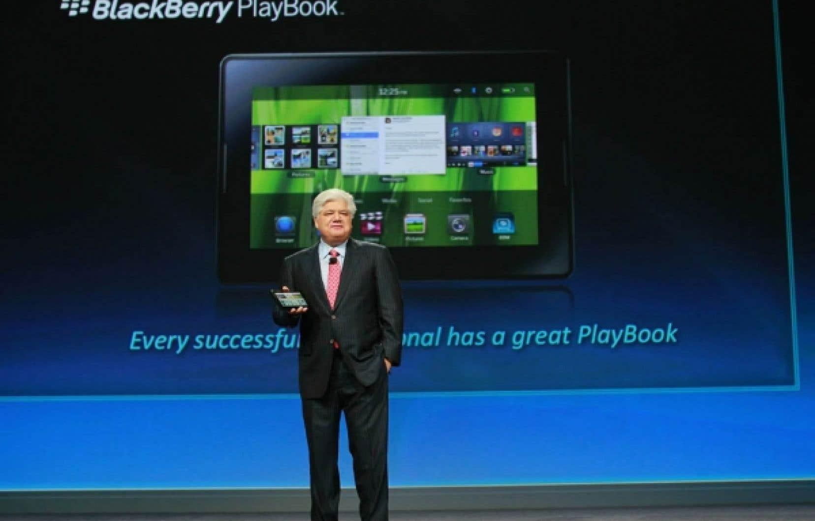 PlayBook, la rivale de l'ipad<br />