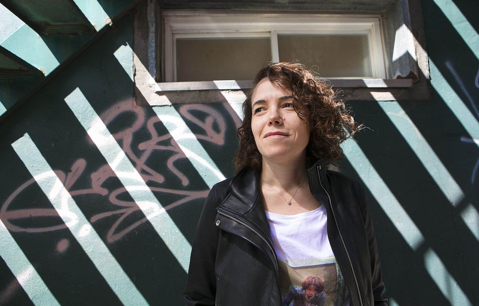 La cinéaste Myriam Verreault présentera «Kuessipan»<i></i>au FCVQ le 18septembre.