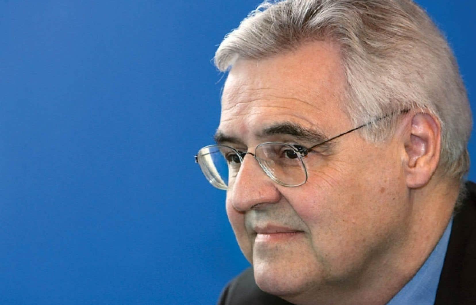 «Cette réunion est un premier test, on verra si le Forum mondial est en mesure de maintenir la pression sur les pays» – François d'Aubert<br />