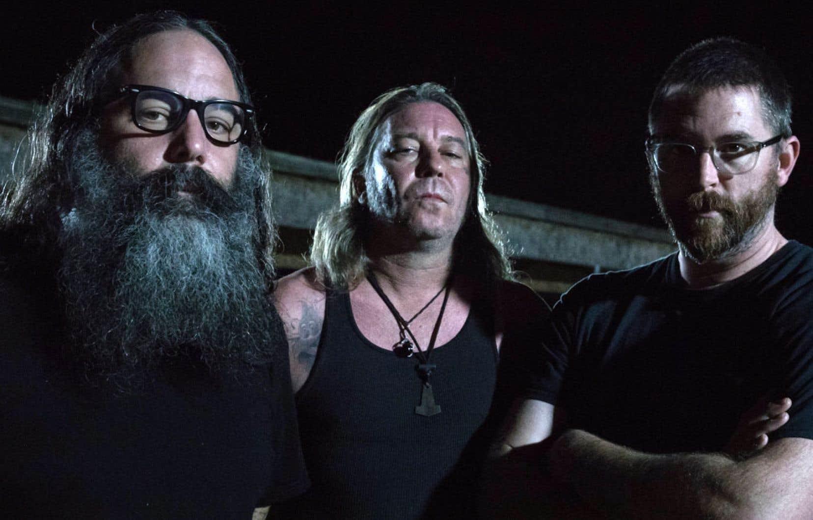 Le groupe de «stoner doom metal» américain, Sleep, est en spectacle à Montréal vendredi.