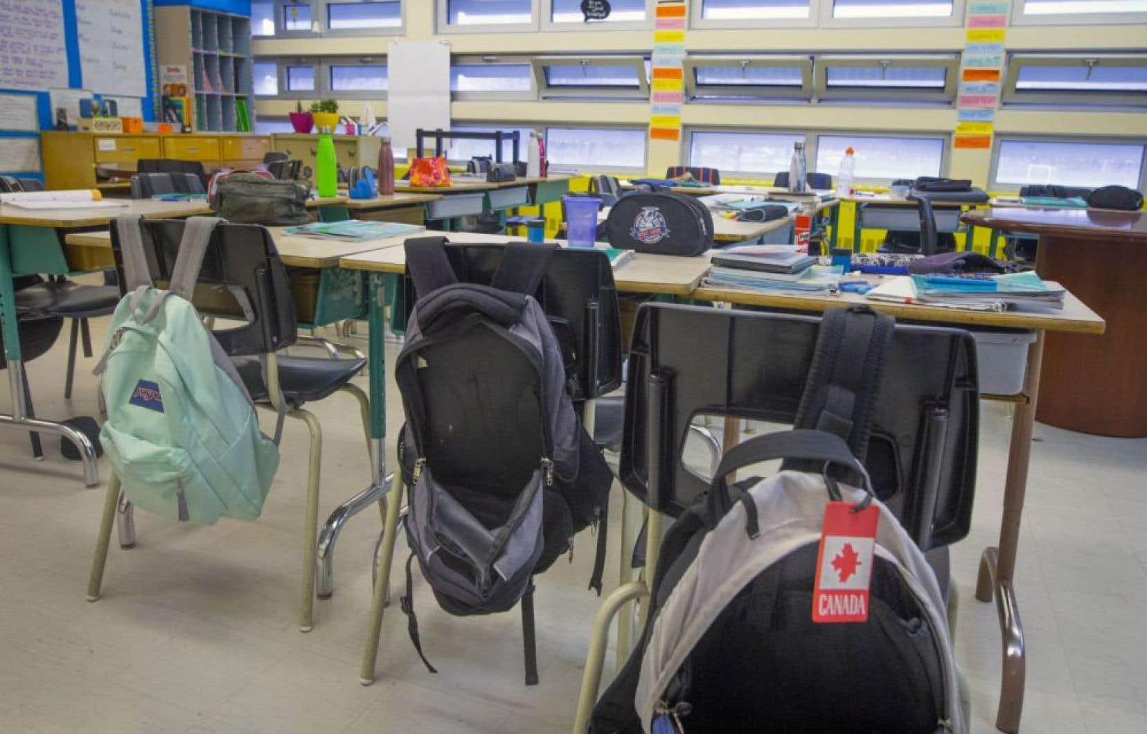 Le ministre a reçu cette semaine un rapport «dévastateur» et «accablant» sur les lacunes de gouvernance à laCommission scolaire English-Montréal (CSEM).